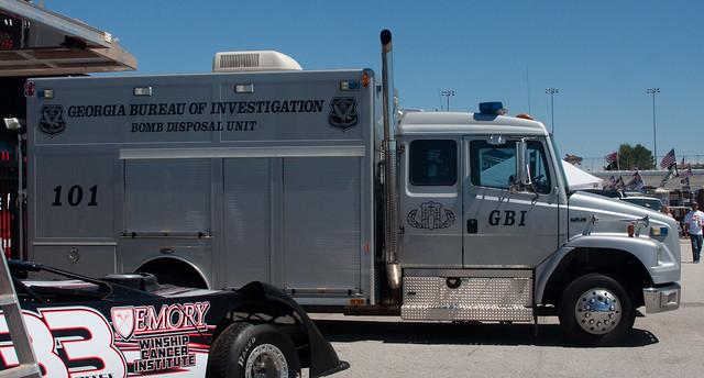 Gbi Bomb Truck Flickr Photo Sharing