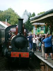 Furness Railway loco No. 20