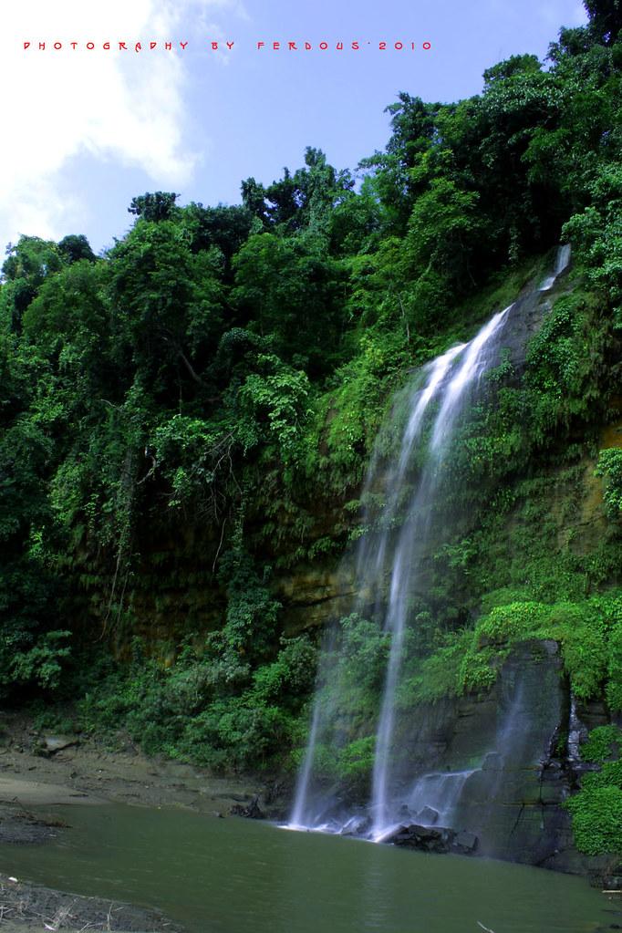 Rijuk falls ((Bandarban)