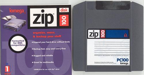 zip drives