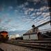 Rail Sky Train