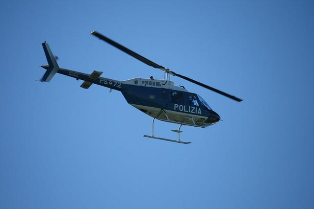 Elicottero Polizia : Elicottero polizia flickr photo sharing