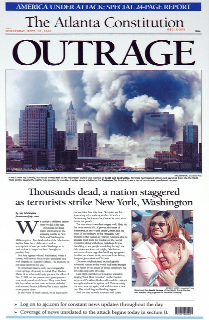 The Atlanta Constitution, Atlanta, Georgia
