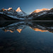 Magog Lake Sunrise by Jeff Pang