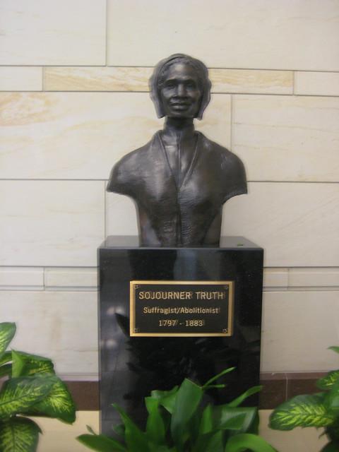 Header of Sojourner Truth