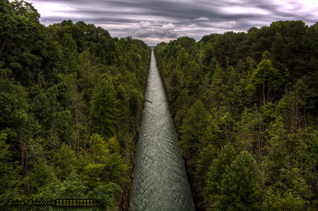 Chippawa-Queenston Hydro Canal ::HDR