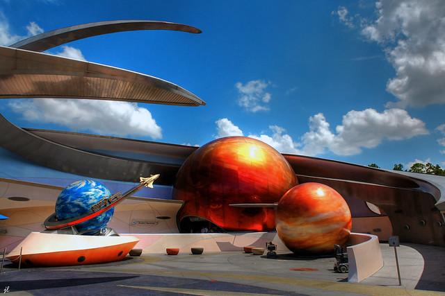 Disneyworld: Epcot - Mission Space | Flickr - Photo Sharing!