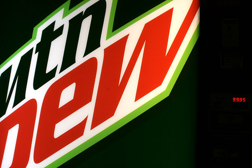 Most expensive Pepsi, now most expensive Mountain Dew