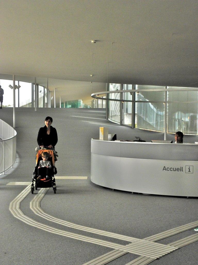EPFL Rolex Learning Center