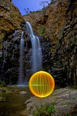 Ball of Light - At the falls