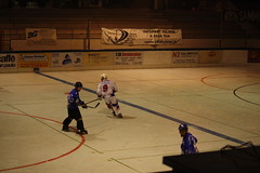 roller in-line hockey(0.0), ball game(0.0), stick and ball games(1.0), floor hockey(1.0), sports(1.0), roller hockey(1.0), hockey(1.0), floorball(1.0),