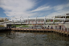Yards Park Bridge
