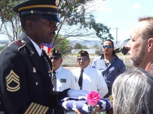 newmexico army colorado military funeral honorguard mildredelizabethnewmanchávez