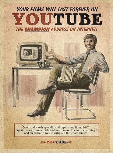 Youtube Vintage Seminars Campaign