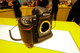 photokina - Nikon D3x