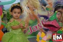 Cumpleaños de la niña Jaslin Perez Diaz @ 26/09/2010.
