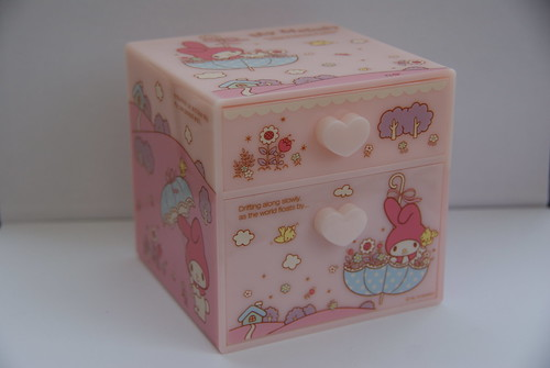 Sanrio My Melody Mini Chest drawers