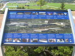 Air Force Academy Campus Map.Air Force Academy Campus Map Located At The Base Of The Ro Flickr