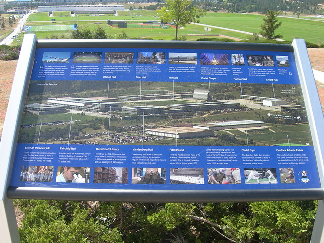Air Force Academy Campus Map | Flickr - Photo Sharing!