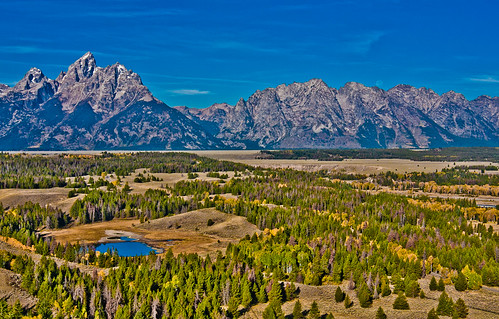 A Tetons Secret