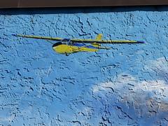 Glider on Nanaimo Hall