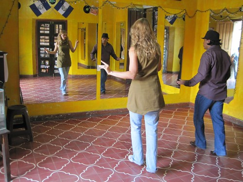 Salsa Classes - Antigua