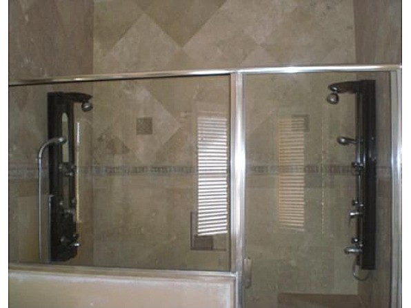 Master Bath Double Walk In Shower European Shower Fixtures