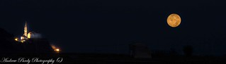 Piran at night