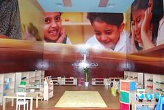 Un colegio de Montessori