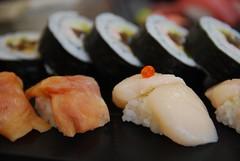 Aka-gai Sushi - Uta Sushi Bar 2 pieces for AUD5
