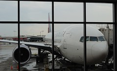 airline, aviation, airliner, airplane, airport, vehicle, transport, jet bridge, jet aircraft, aircraft engine,