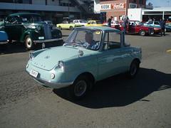 1963 Mazda R360 Coupe