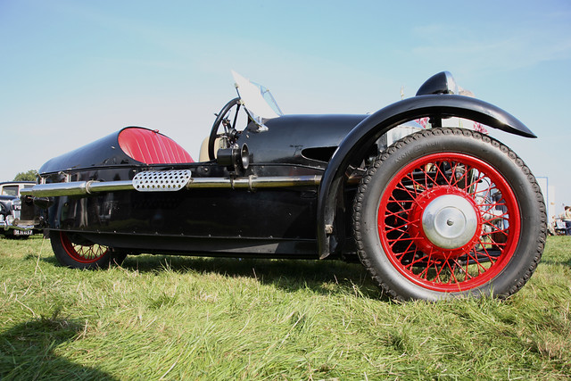 1930 Morgan Super Aero 3 Wheeler