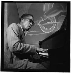 Portrait of Thelonious Monk Minton\'s Playhouse New…