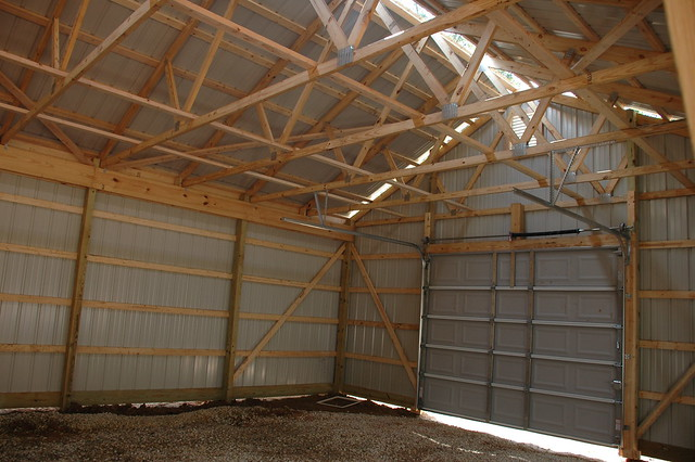 Inside Gable End Finished Product Flickr Photo Sharing