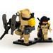 Desert Juggernaut Powersuit and Operator by Zeessi