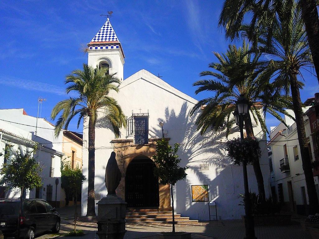 Church in Marbella