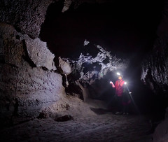 formation, lava tube, cave, caving, darkness,