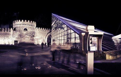 Baku İcherisheher metro station