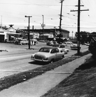 65th St. at 15th Ave. NW, 1958