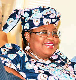 Dr. Ngozi Okonjo-Iweala, Managing Director of the World Bank, is the Finance Minister for the Federal Republic of Nigeria, has drawn attention to the national debt in Africa's largest populated state. by Pan-African News Wire File Photos