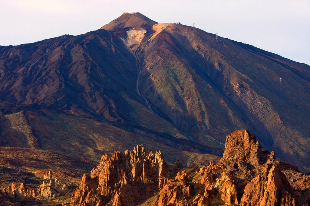 Parque Nacional del Teide.Tenerife