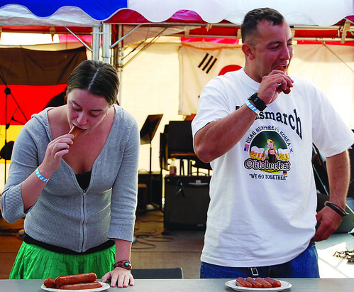 Humphreys hosts first Oktoberfest celebration