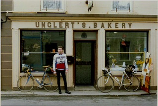 Unglert's German  Bakery, Ennistmyon, Co. Clare, Ireland April 1989