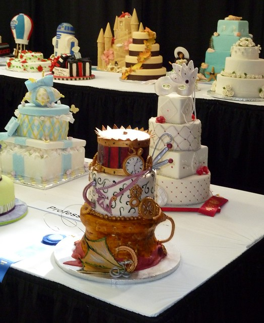 Cake Decorating Competition Show : NC State Fair 2010 -- Cake Decorating Contest Flickr ...