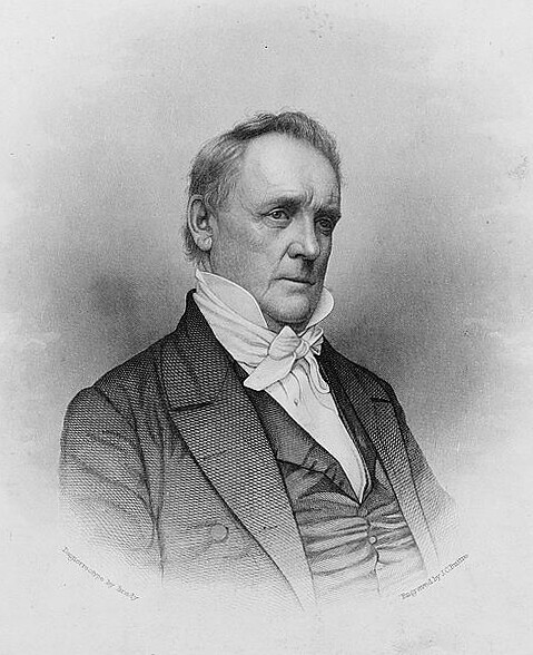 James Buchanan 4