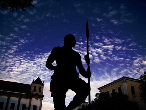 Dia Nacional da Consciência Negra. Viva Zumbi by Fred Matos