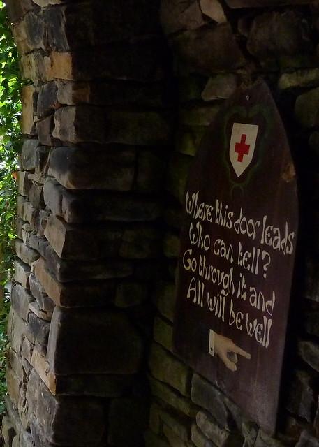 2010 July UK Trip - Forbidden Corner - North Yorkshire Dales
