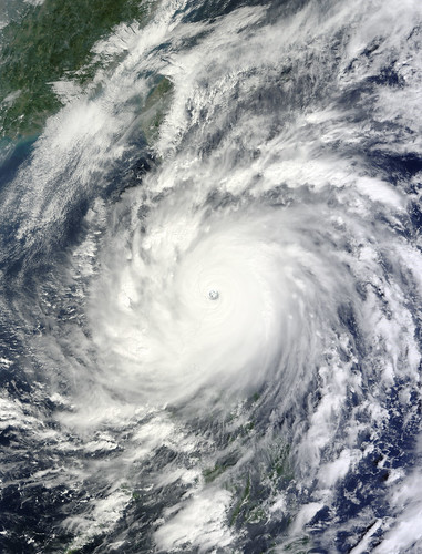 NASA's Terra Satellite Catches Powerful Supertyphoon Megi by NASA Goddard Photo and Video