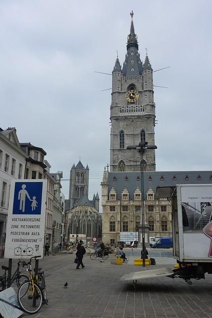 288 - Gent, Gand, Gante